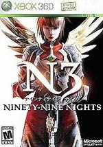 Ninety-Nine Nights (Microsoft Xbox 360, 2006) - $7.42