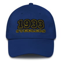 Steelers hat / 1933 Steelers / Steelers 1933 Cotton Cap image 2