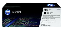HP 305X (CE410X) High Yield Black Original LaserJet Toner Cartridge   - $138.11
