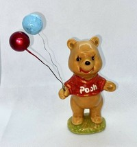 Vintage 1964 Walt Disney Productions Winnie The Pooh Enesco Figurine w/ ... - $18.32