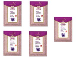 10 packs. x  TianDe Alpine Lavender Body Salt Scrub, 60 g.  - $28.61
