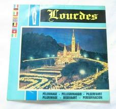 Lourdes, Terre De Marie - French Vinyl LP Record - $7.11