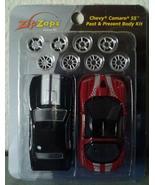 ZIP ZAPS Body Kits Wheels 1967/2002 Chevy CAMARO SS micro radio control ... - $9.99