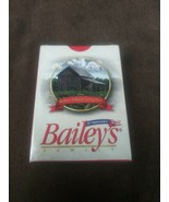 Bailey's Family 10th Anniversary Tobacco Curing Barn Poker Playing Cards NIP - $9.40
