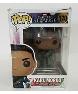 Funko Pop! Marvel Doctor Strange - KARL MORDO #170 - $5.00