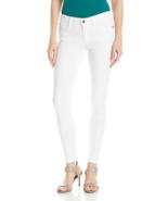 Buffalo David Bitton Women's Stretch Skinny Pants White  Sz 8/29 - $17.79