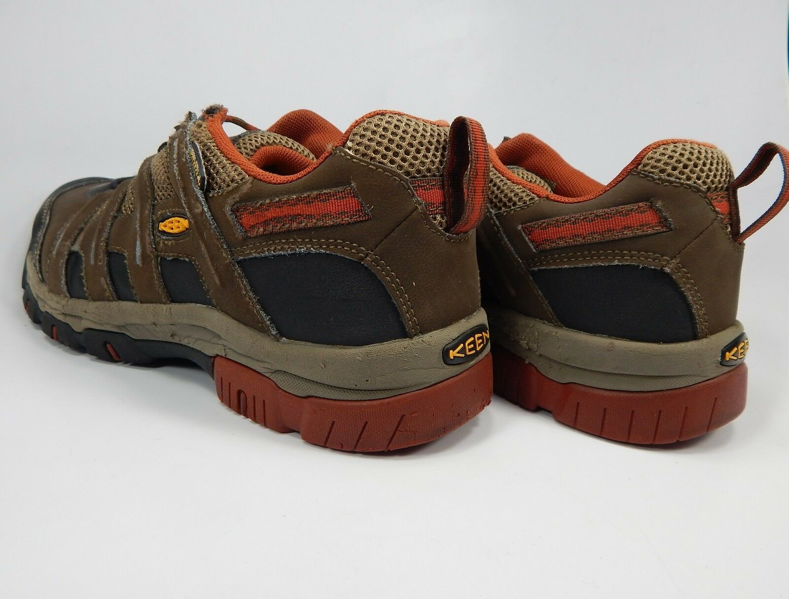 Keen Omaha Low Sz 11 M (D) EU 44.5 Steel Toe WP Slip Resistant Men's Work Shoes