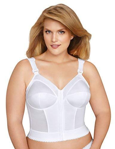 Exquisite Form Fully Women's Front Close Longline Bra #5107530