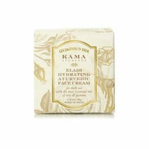 Kama Ayurveda Eladi Hydrating Ayurvedic Face Cream with Pure Essential O... - $46.14 CAD