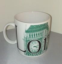 LONDON Starbucks / City Mug Collector Series / 1994 / Big Ben / Coffee /... - $24.74