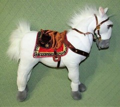 """16"""" Maximus Horse Rapunzel Disney Store Tangled Royal Horse Plush Wired Legs Toy - $23.76"""