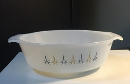 Anchor Hocking Fire King 1.5 qt Candle Glow Casserole Dish #437 - $6.76