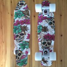 FreeSpirit Floral Longboard Skateboard - $78.99 - $78.99