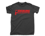 The Shining T Shirt, Here's Johnny Redrum Horror Movies Unisex Cotton Tee Shirt