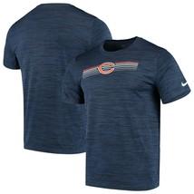 Chicago Bears Mens Nike Legend Velocity Sideline DRI-FIT T-Shirt - Large... - $24.11