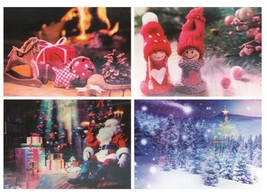 Christmas 3d Holographic Placemats - 4 Designs - $14.08