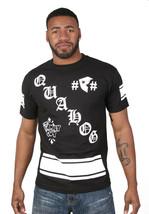 Célébres Famille Mec Local Legend Griffin 99 Homme Noir T-Shirt Nwt