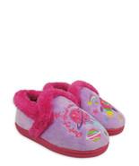 Wonder Nation Icecream Space Aline Slipper Toddler Girls Purple 11/12 - $24.99