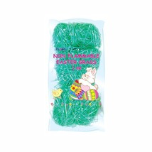 2Oz. Non-Flammable Green Easter Grass, Case of 72 - $144.10