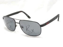Carrera CA8005/S Flexolite Sunglasses (FRAME ONLY) Black 60-16-135 #43 - $39.55