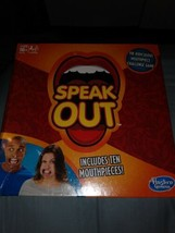 Speak Out Game (with 10 Mouthpieces) - $14.01