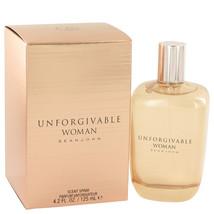 Unforgivable by Sean John Eau De Parfum Spray 4.2 oz - $36.95