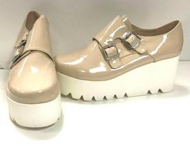 Qupid Femmes Chaussures Mob 05, Chair Pat PU, US 6 - $35.62