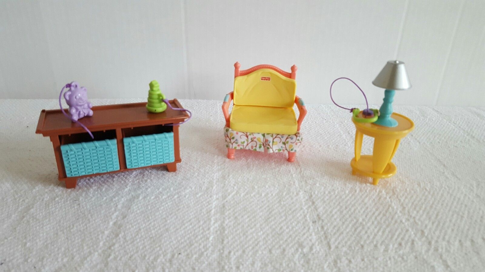 S l1600 & Fisher Price Loving Family Dollhouse Living and 29 similar items
