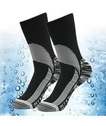 RANDY SUN Outdoor Sports Socks, Cool Skin Touch Unisex Athletic Socks S ... - $51.26