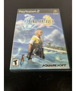 Squaresoft Final Fantasy X Playstation 2 Video Game (Preowned) - $8.29
