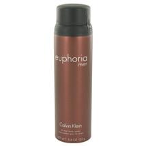 Euphoria by Calvin Klein Body Spray 5.4 oz for Men - $21.53