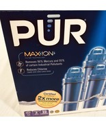 4 Pack Individually Sealed PUR Certified Filters - $29.65