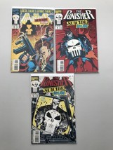 Lot of 3 Punisher (1987 2nd Series) #85-87 VF Very Fine - $19.80