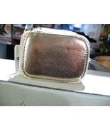 Capelli gold metallic travel piil box - $7.87