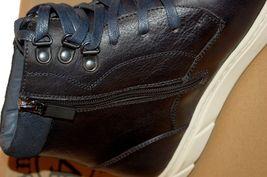 Shoes NEW Leather 299 Foundry Boots Size High US Top Blue Vintage Rv0czEunyHMen's 11 YAwqtnP