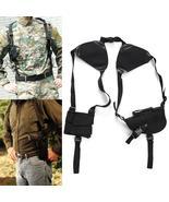 Multi Functional Bag Tactical Storage Shoot Hunting Armpit Adjustable An... - $63.28