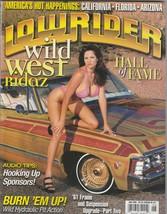 Lowrider magazine June 2000, Wild West Ridaz - $31.98