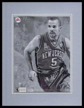 Jason Kidd NBA Live 2003 PS2 11x14 Framed ORIGINAL Advertisement - $34.64