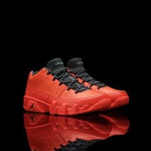 Nike Air Jordan 9 Retro Low Bright Mango Hasta Ghost Green Size 8 - $200.00