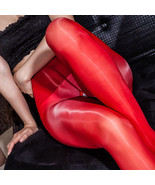 Plus Size High Quality Ultra Shiny Glossy Pantyhose Sheer Stockings Nylon Tights - $9.99 - $11.99