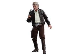 Han Solo (Harrison Ford) Figure from Star Wars The Force Awakens MMS374 - $500.72