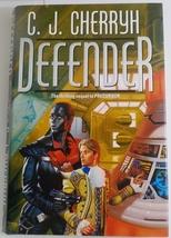Defender book 5 Foreigner Universe by C J Cherryh HC DJ 1st Ed 2001 - $4.50