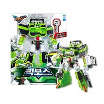 Tobot V Big Boss Transforming Car Vehicle Action Figure Korean Toy image 5