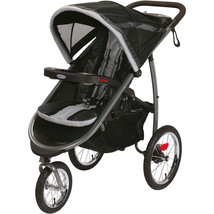 Graco FastAction Fold Jogger Click Connect Jogging Stroller, Gotham - $169.28
