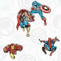 RoomMates Avengers Classic Peel and Stick Wallpaper - $32.50