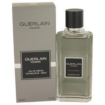 Guerlain Homme by Guerlain Eau De Parfum Spray 3.3 oz for Men - $58.95