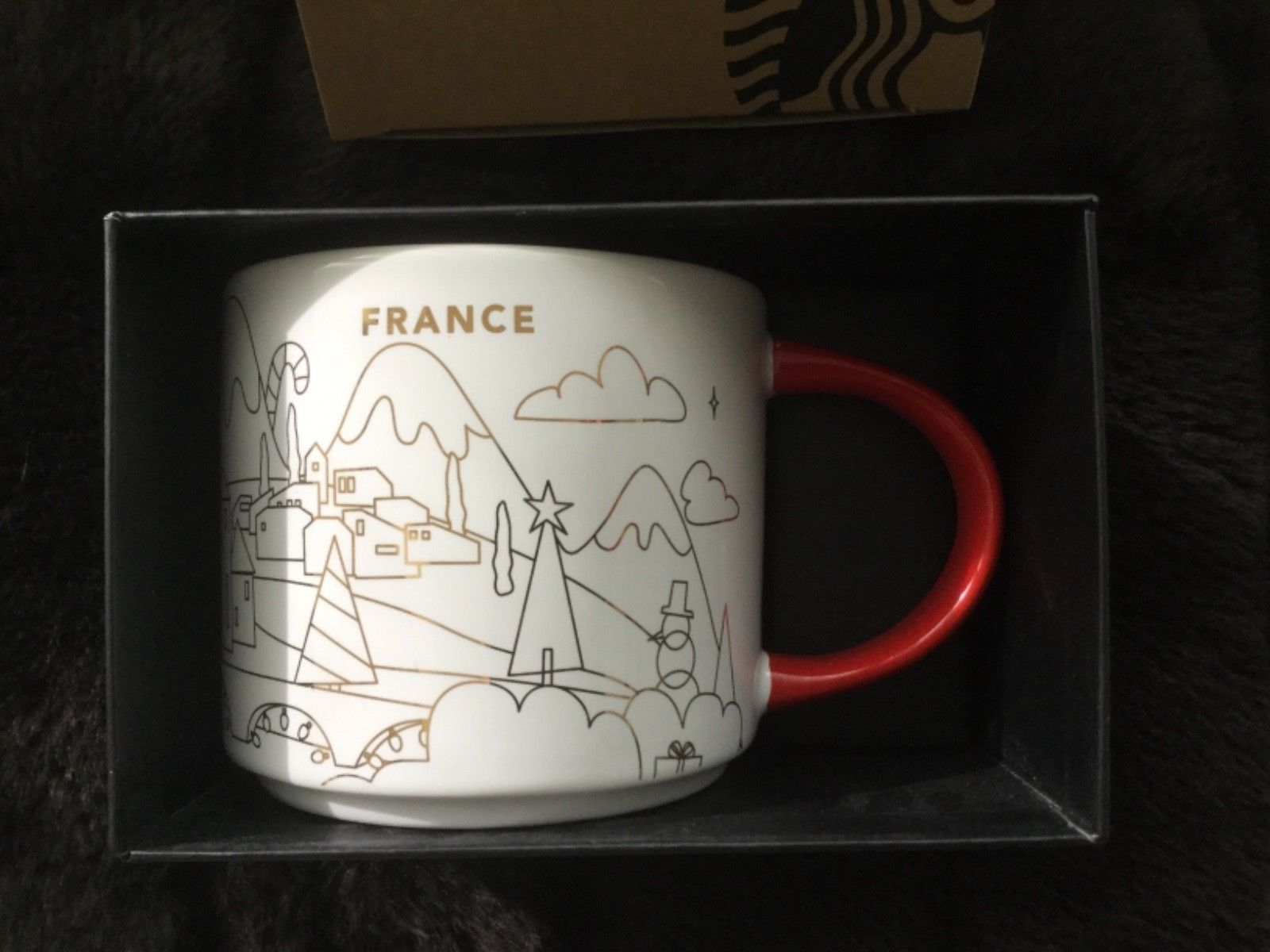 New Similar France You Are Here 2018 Yah And Starbucks Items 16 QstrhdC