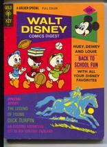 Walt Disney Comic Digest #55 1975Huey, Dewey & Louie-G - $18.62