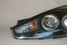 07-08 Hyundai Tiburon Headlight Head light Lamp Driver Side - LH **POLISHED**, image 3