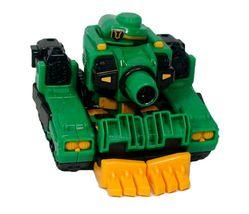 Tobot V Tankdori Transformation Action Figure Robot Vehicle Tank Toy image 4